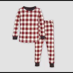 Burt's Bees Baby Organic Cotton Christmas Pajamas
